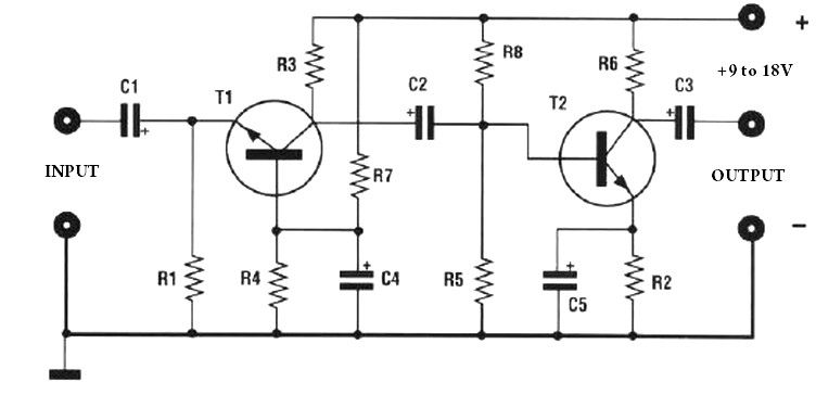Prime 9 Volt Amplifier Circuit Diagram Auto Electrical Wiring Diagram Wiring Cloud Overrenstrafr09Org