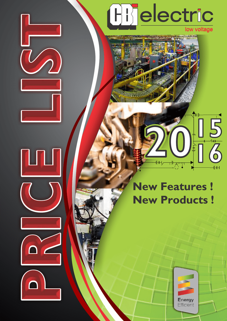 Prime Price List 2016 Cbi Electric Circuit Breaker Industries Wiring Cloud Faunaidewilluminateatxorg