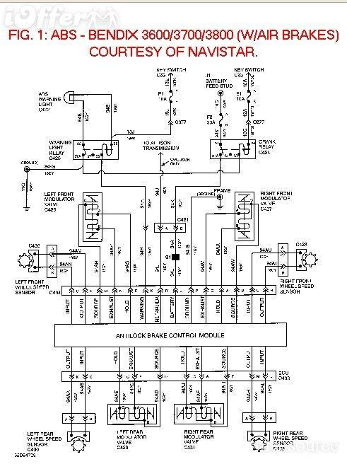 Kenworth T800 Wiring Schematic - Wiring Diagram