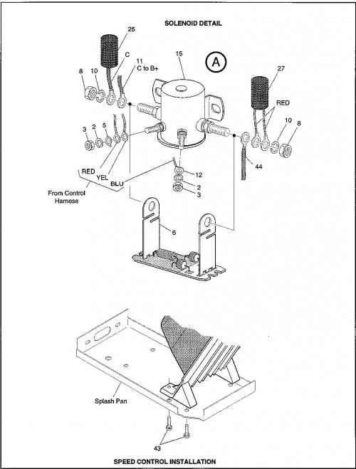 1998 Ez Go Dcs Wiring Diagram - Wiring Diagram