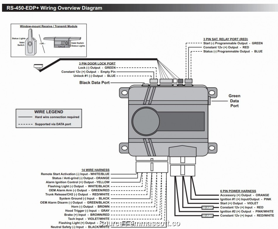 Bulldog Alarm Wiring Diagrams