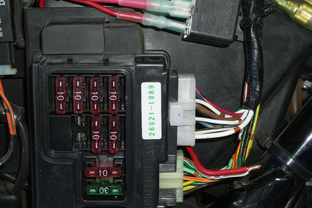 Kawasaki 250 Fuse Box - 2013 Gmc Sierra Radio Wiring Diagram for Wiring  Diagram Schematics