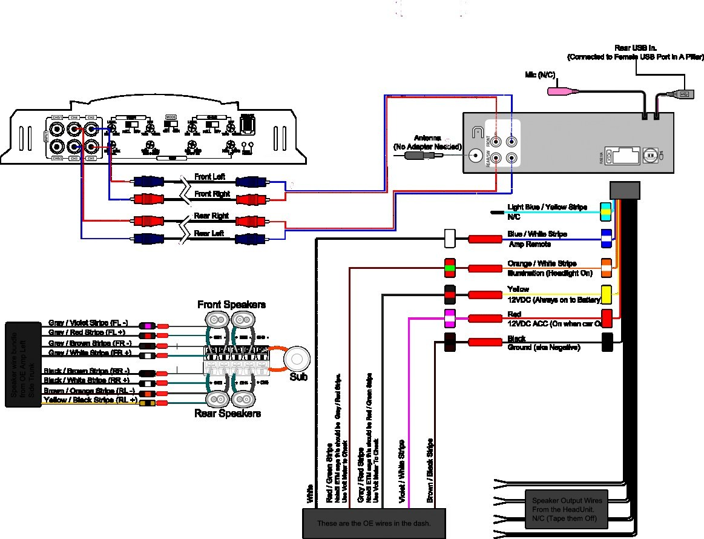 Jvc Car Stereo Kd R740bt Wiring Diagram Wiring Diagrams