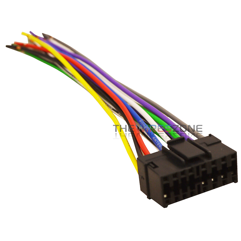 YA_8410] Jvc Kd R300 Wiring Harness Schematic Wiring