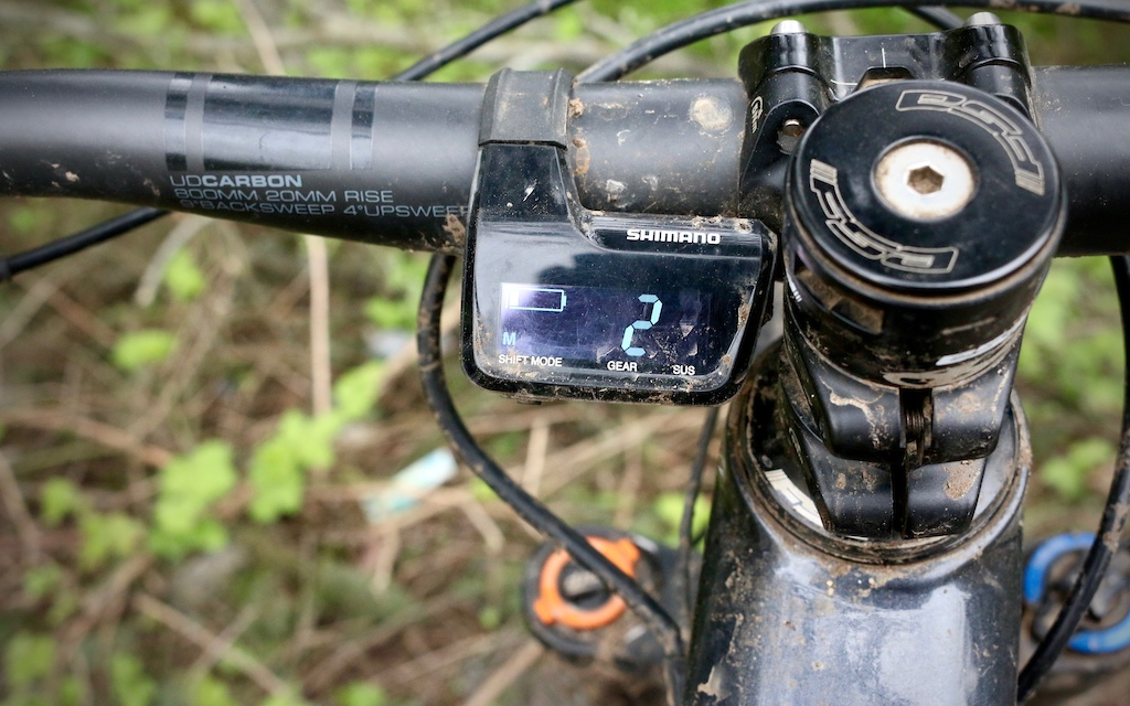 Amazing Shimano Xt Di2 Double Header Review Pinkbike Wiring Cloud Domeilariaidewilluminateatxorg