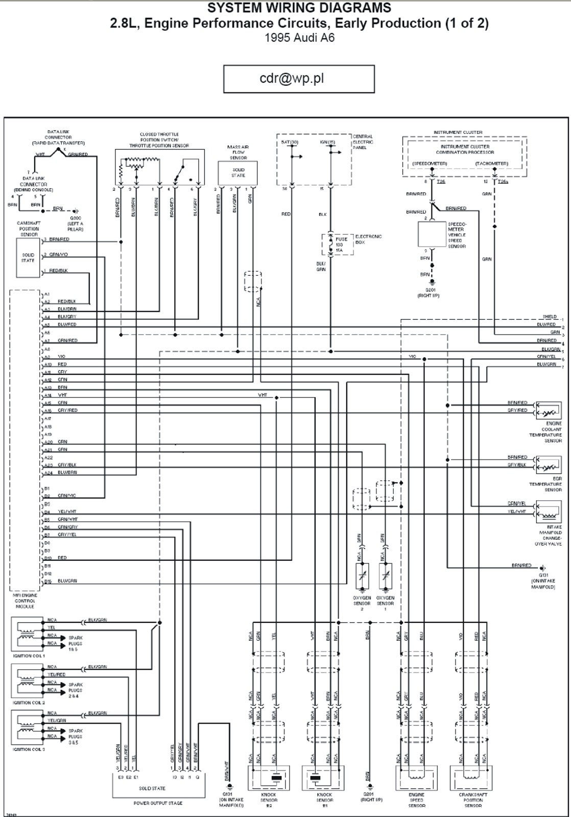 Wiring Diagrams Audi A6 - wiring diagram diode-venus -  diode-venus.hoteloctavia.it | Audi A6 Wiring Diagrams Free |  | hoteloctavia.it