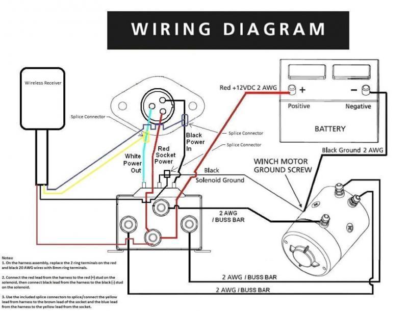 harbor freight winch remote wiring diagram kawasaki z650