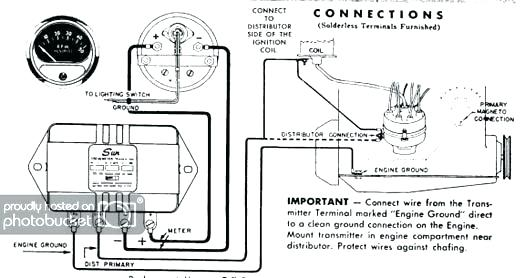 sunpro super tach 2 wiring diagram camaro  wiring diagram