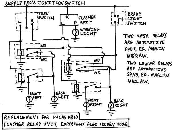 Morris Minor Wiring Diagram Pdf