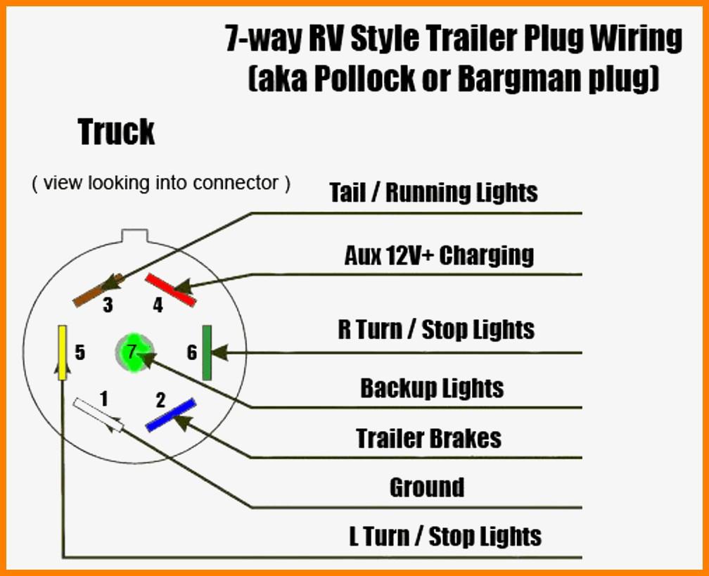 40YE 64040] 40 Way Trailer Plug Wiring Diagram Ford   diode scenario ...