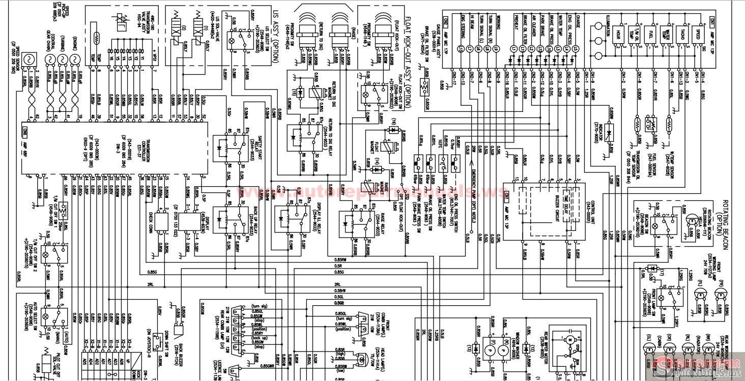 Fine Doosan Mega 250 V Electrical Schematic Auto Repair Manual Forum Wiring Cloud Eachirenstrafr09Org