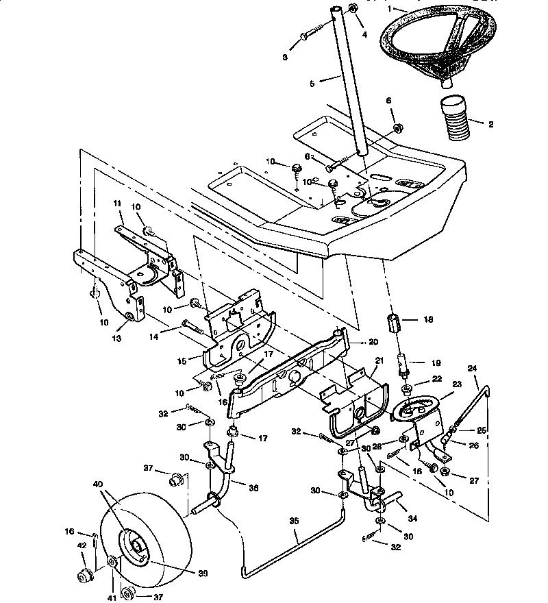 Manual Craftsman Riding Lawn Mower