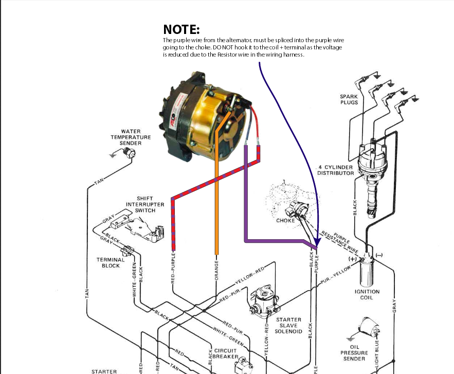to mercruiser alternator wiring diagram  wiring diagram