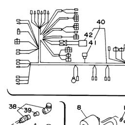 Db 0354 1995 Yamaha Wiring Diagram Wiring Diagram