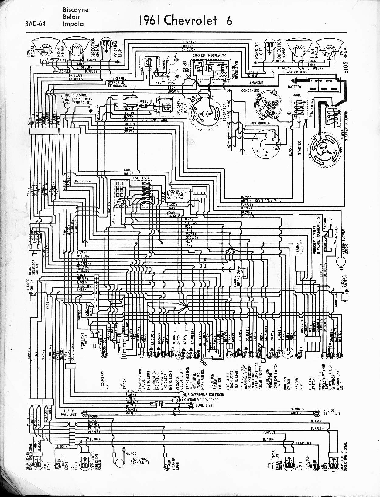 Swell 65 Chevy C10 Wiring Diagram Wiring Library Wiring Cloud Overrenstrafr09Org