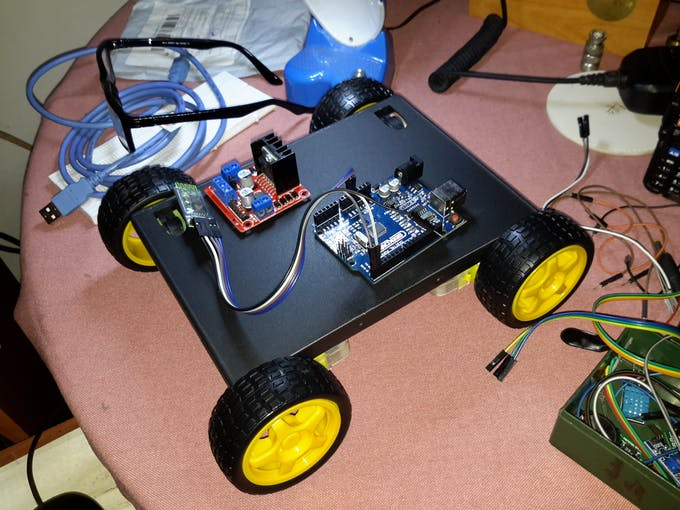 Miraculous Bluetooth Controlled Car Arduino Project Hub Wiring Cloud Lukepaidewilluminateatxorg