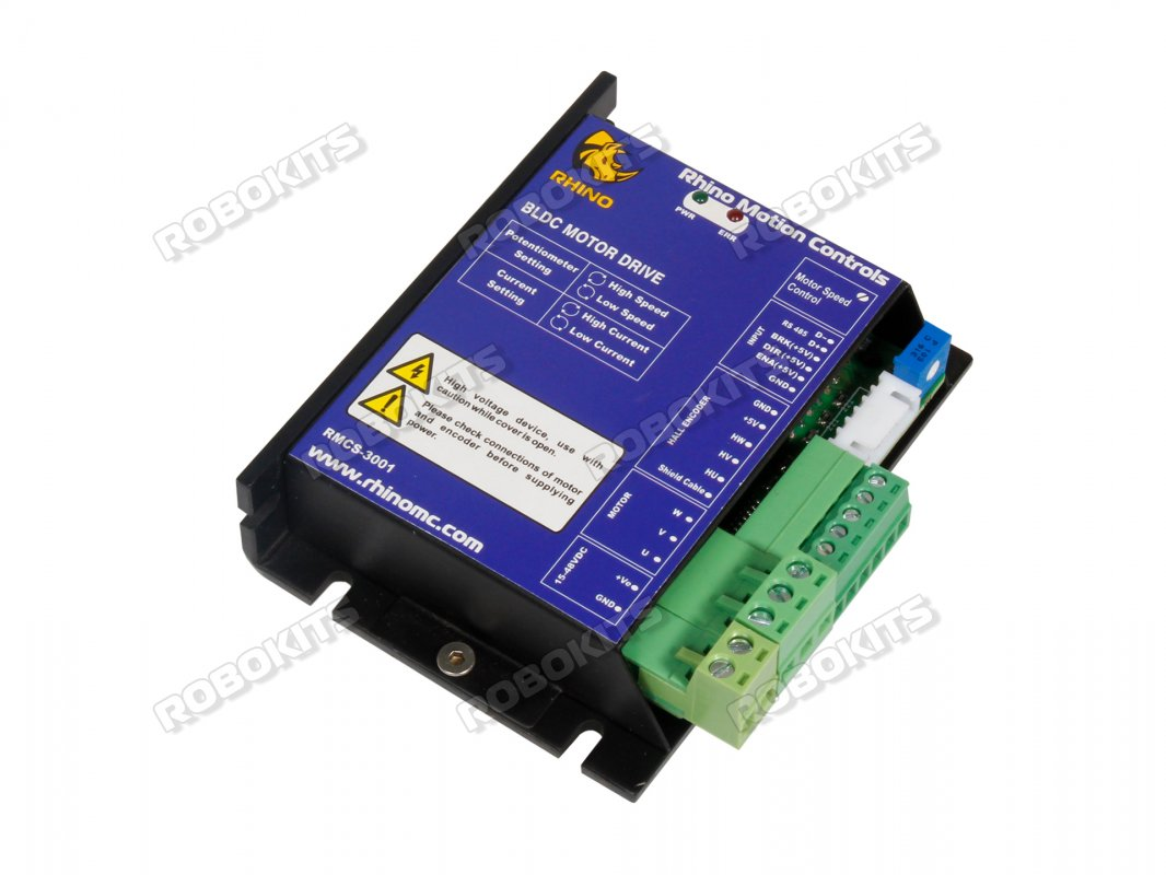 Prime Rhino Industrial Brushless Dc Motor Driver 250W With Rs485 Modbus Wiring Cloud Filiciilluminateatxorg