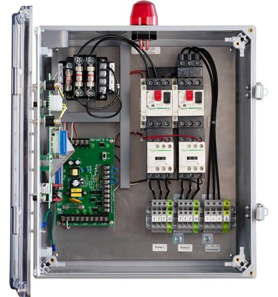 Water Pump Control Panel Wiring Diagram - Wiring Diagram ...