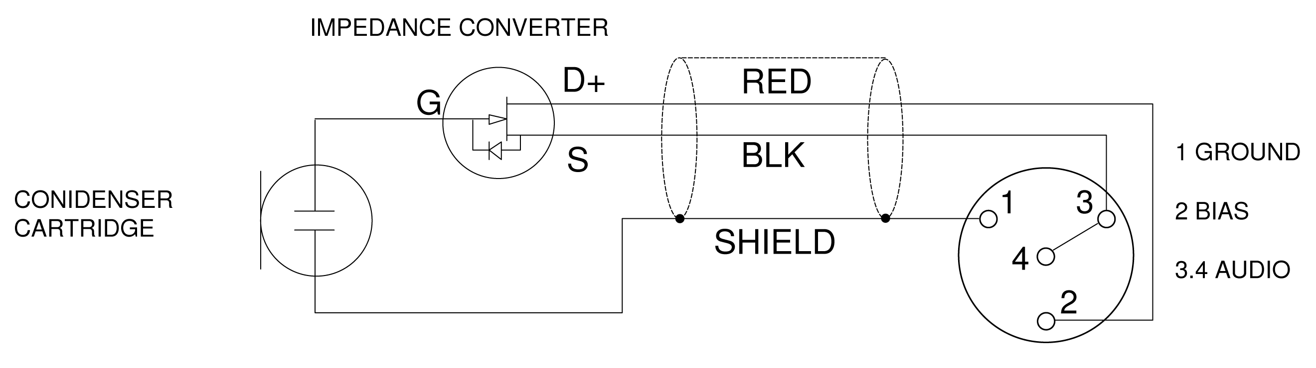 Shure Microphone Wiring Diagram