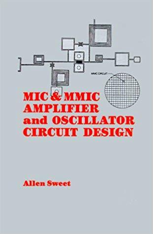 Outstanding Mic Mmic Amplifier And Oscillator Circuit Design Artech House Wiring Cloud Loplapiotaidewilluminateatxorg