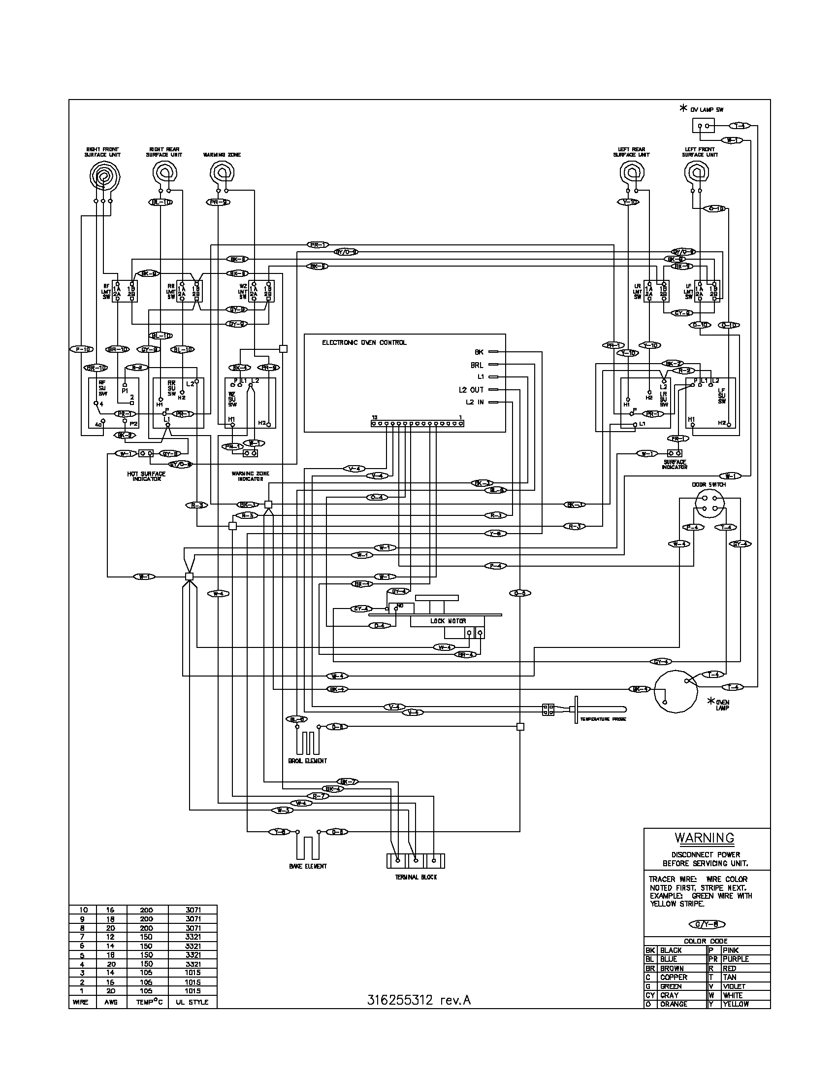 TM_5854] Wiring Diagram For Frigidaire Oven Get Free Image About WiringPneu Seve Phae Mohammedshrine Librar Wiring 101
