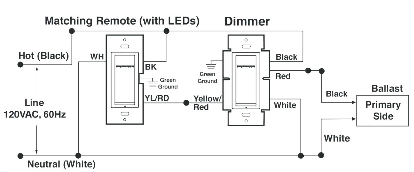 Lutron Maestro Dimmer Switch Wiring Diagram