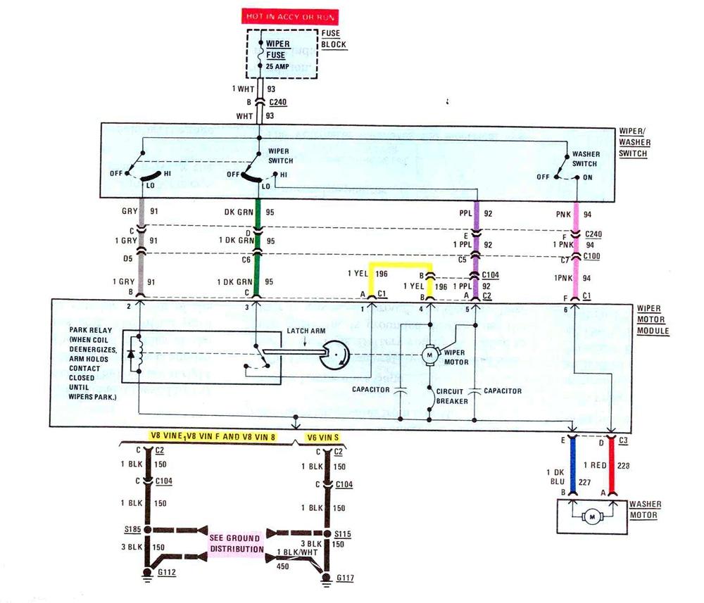 Admirable 82 Jeep Cj7 Wiper Motor Wiring Diagram Wiring Library Wiring Cloud Lukepaidewilluminateatxorg