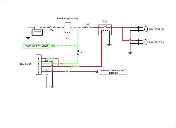 rigid lights wiring diagram yk 3651  wiring schematic rigid lights free diagram  wiring schematic rigid lights free diagram