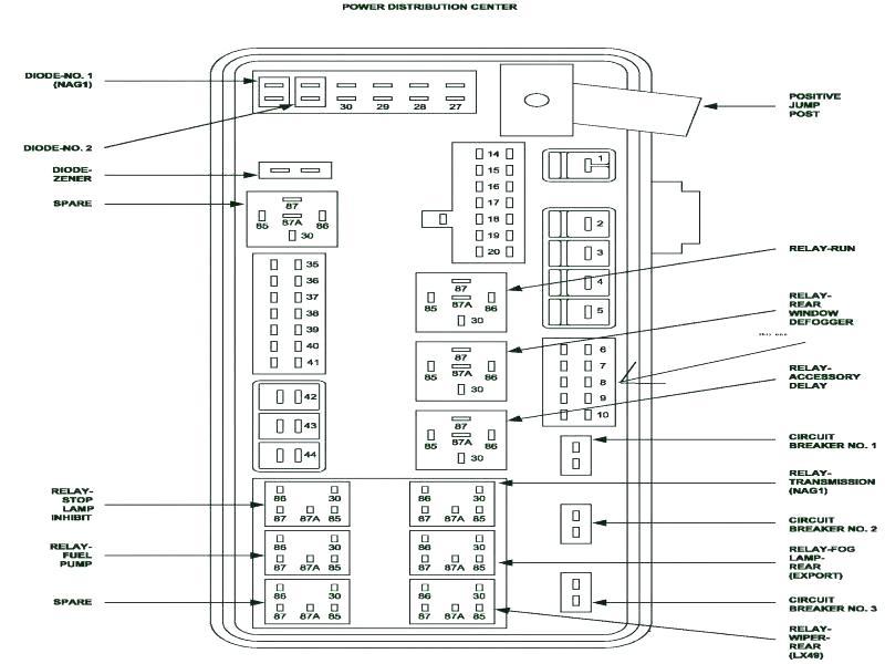 Dodge Magnum Radio Wiring Diagram Images