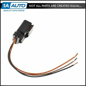 Marvelous Wiring Connector Pigtail Harness 3 Terminal Pin For Chrysler Dodge Wiring Cloud Dulfrecoveryedborg
