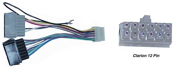 Excellent Tune Town Car Audio Replacement Radio Wiring Harness Wiring Cloud Dulfrecoveryedborg