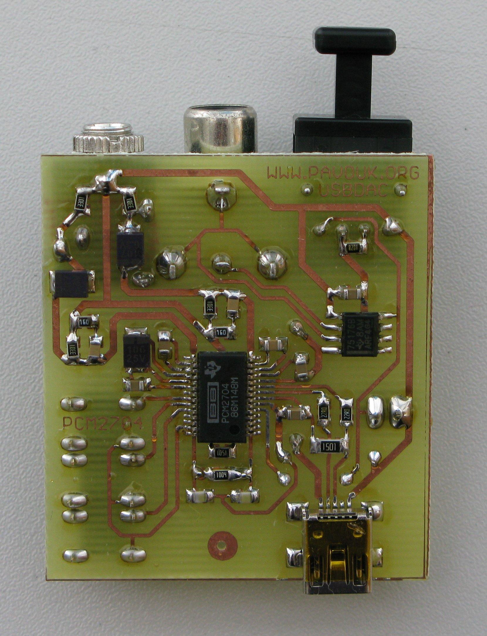 Strange Usb Audio Dac With Pcm2704 Wiring Cloud Faunaidewilluminateatxorg
