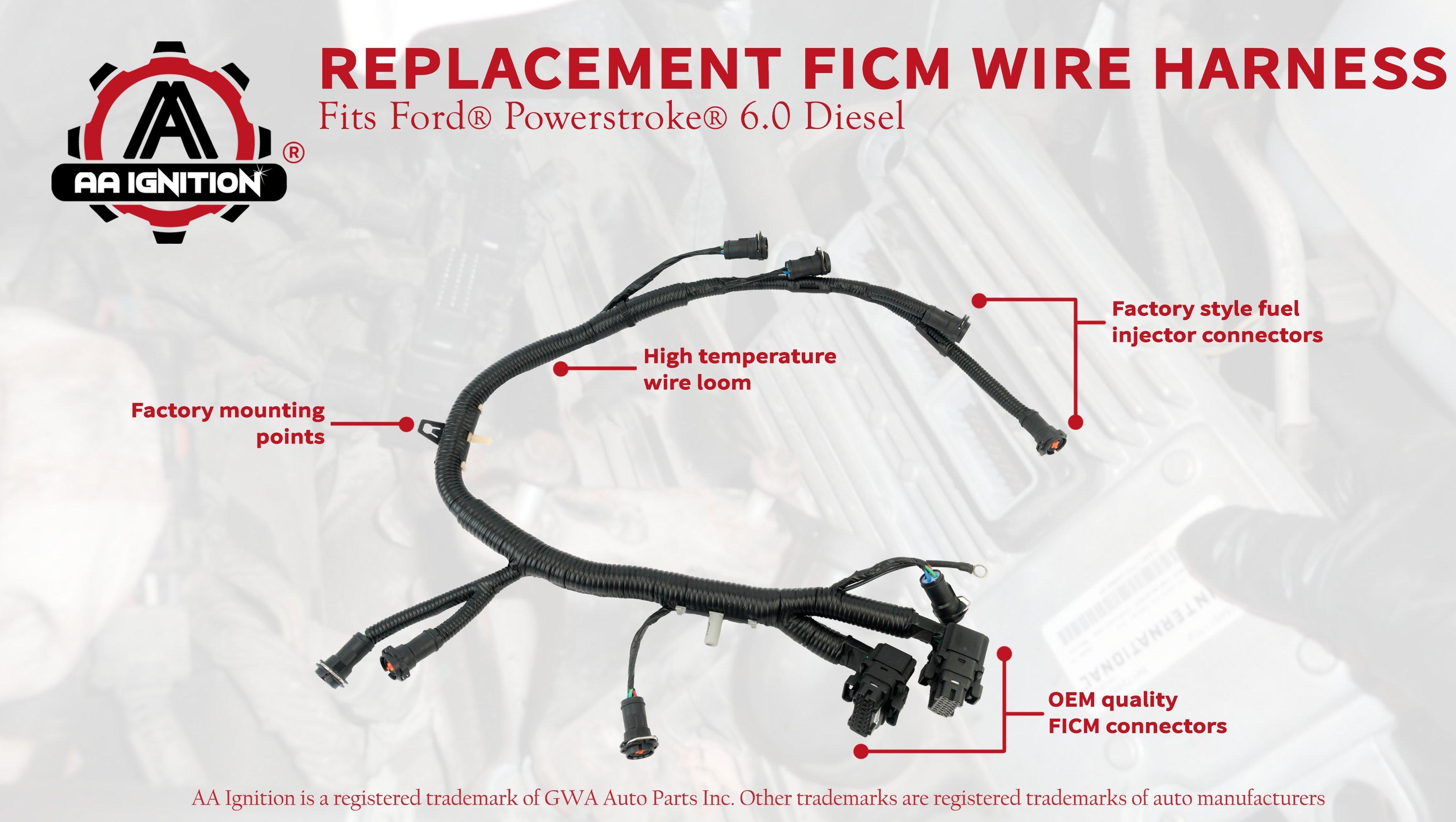 Tz 8945 6 0 Powerstroke Wiring Harness Diagram Download Diagram