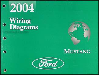 Terrific 2004 Ford Mustang Wiring Diagram Manual Original Wiring Cloud Staixaidewilluminateatxorg