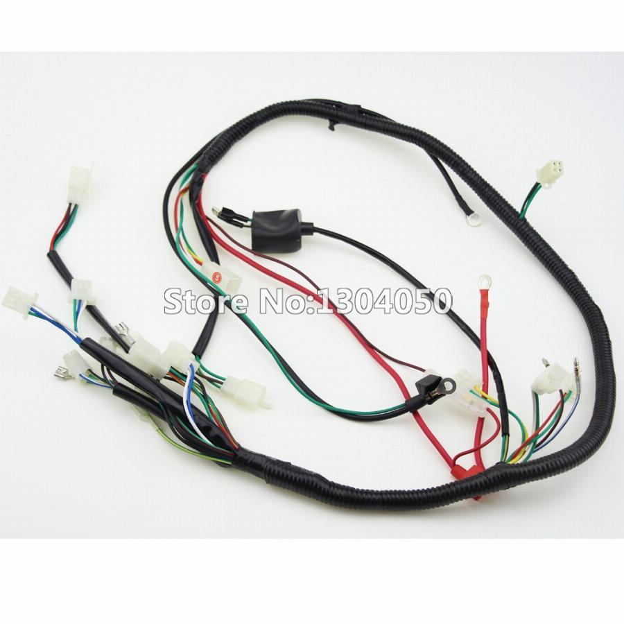 LW_8903] Gy6 150Cc Go Kart Wiring Harness Kit Wiring DiagramOnom Ical Perm Sple Hendil Mohammedshrine Librar Wiring 101