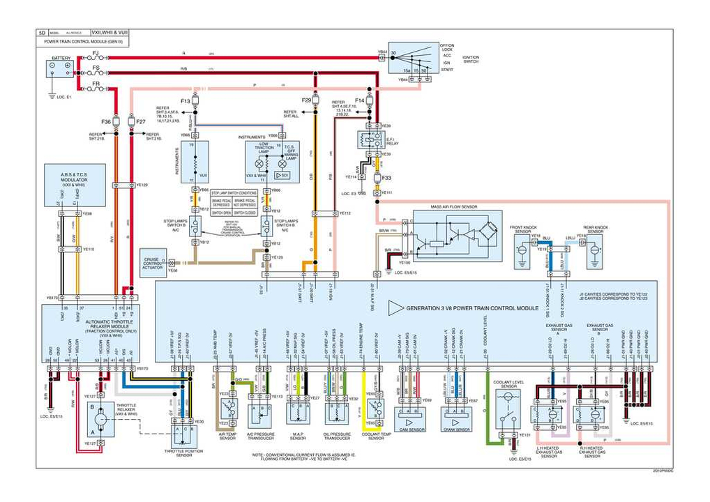 Vy Ls1 Alternator Wiring Diagram