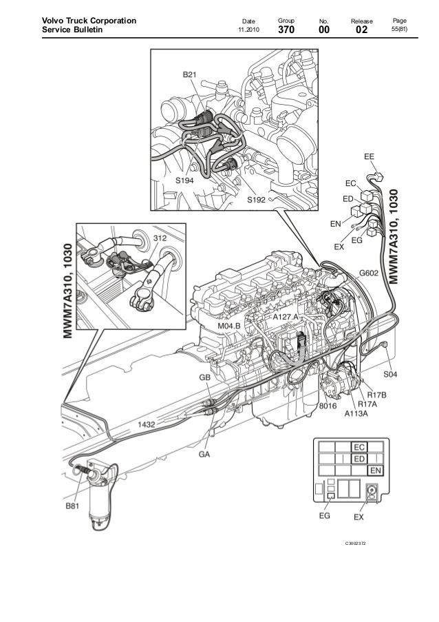 volvo heavy truck wiring schematic zv 3637  furthermore volvo d12 engine water pump on volvo d13  furthermore volvo d12 engine water pump