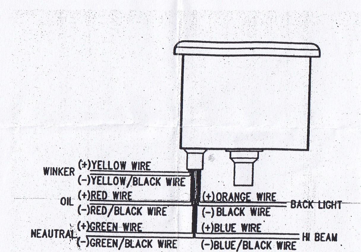 Speedo Wiring Diagram - For A 1985 Chevy Pickup Wiring Diagram for Wiring  Diagram SchematicsWiring Diagram Schematics