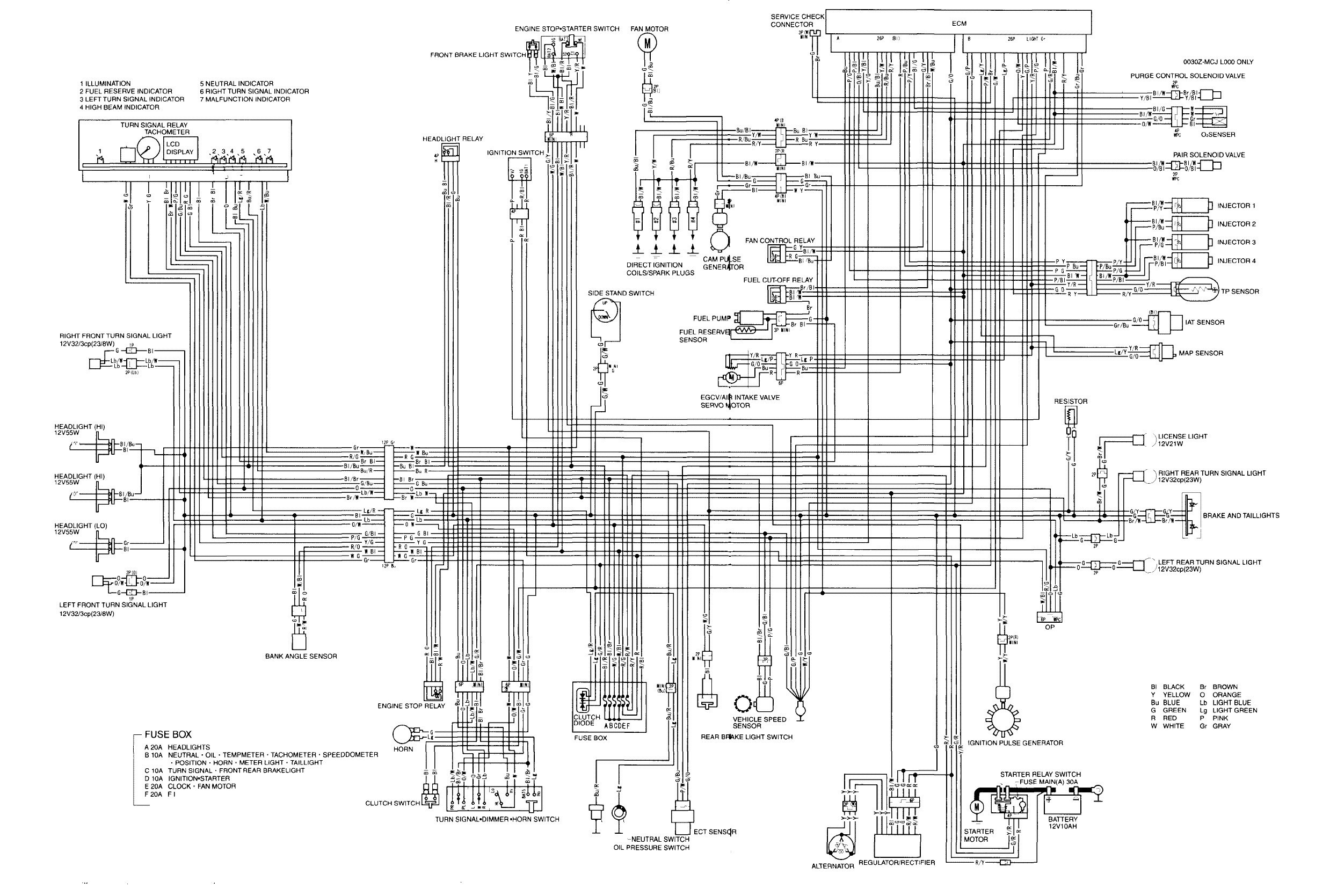 [SCHEMATICS_4US]  Honda 600rr Wiring Diagram - Subaru Outback 2002 Wiring Diagram for Wiring  Diagram Schematics | Honda 600rr Wiring Diagram |  | Wiring Diagram Schematics