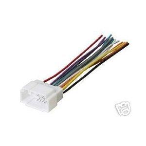 Strange Amazon Com Stereo Wire Harness Honda Crv 99 00 01 1999 2000 2001 Wiring Cloud Biosomenaidewilluminateatxorg