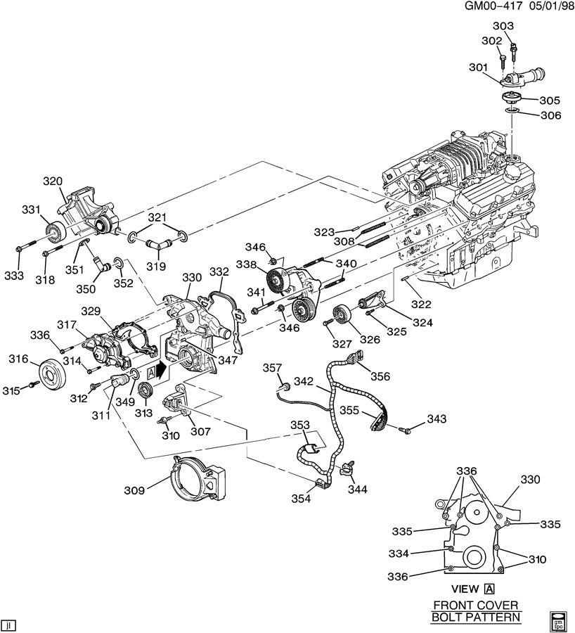 pontiac 3 8l engine diagram ae 8015  gm 3 8l engine diagram  ae 8015  gm 3 8l engine diagram
