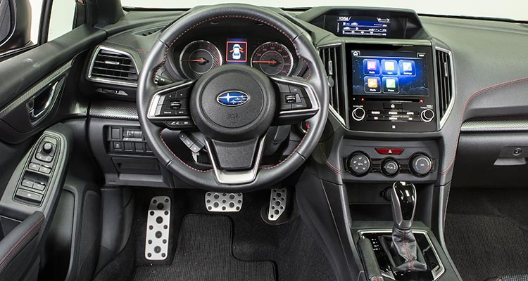Pleasant 2017 Subaru Impreza Bodes Well For Brands Future Consumer Reports Wiring Cloud Hemtshollocom