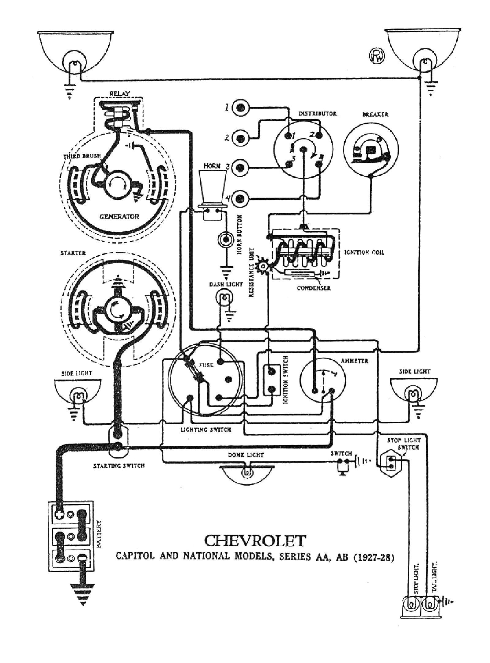 Stupendous 1930 Chevy Wiring Wiring Library Wiring Cloud Domeilariaidewilluminateatxorg