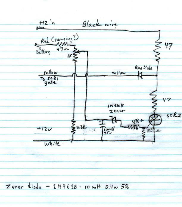 Magnetek Power Converter 6612 Wiring Diagram