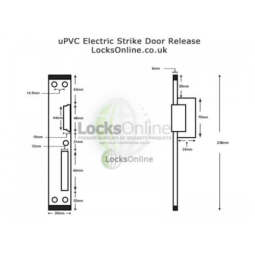 Swell Buy Upvc Electric Strike Release Upvc Electric Door Release Wiring Cloud Hemtshollocom