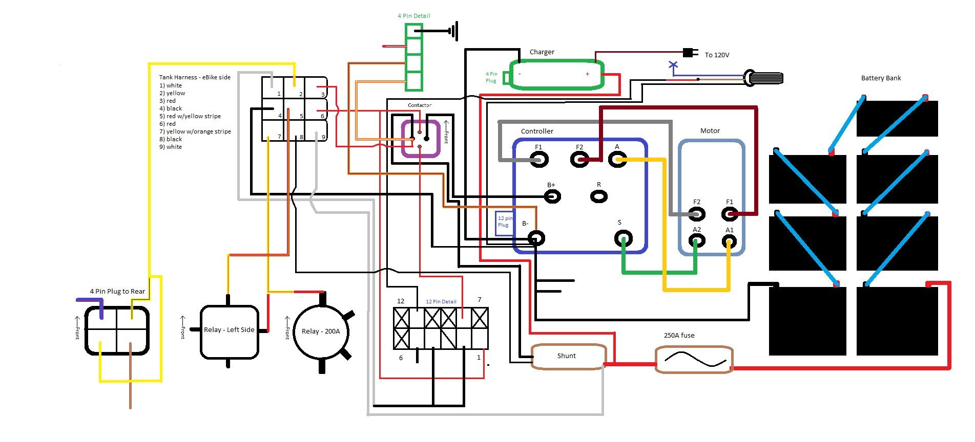 Superb E Bike Wiring Diagram Diagram Data Schema Wiring Cloud Rometaidewilluminateatxorg