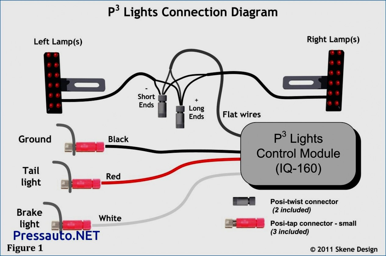 Peterson Trailer Light Wiring Diagram