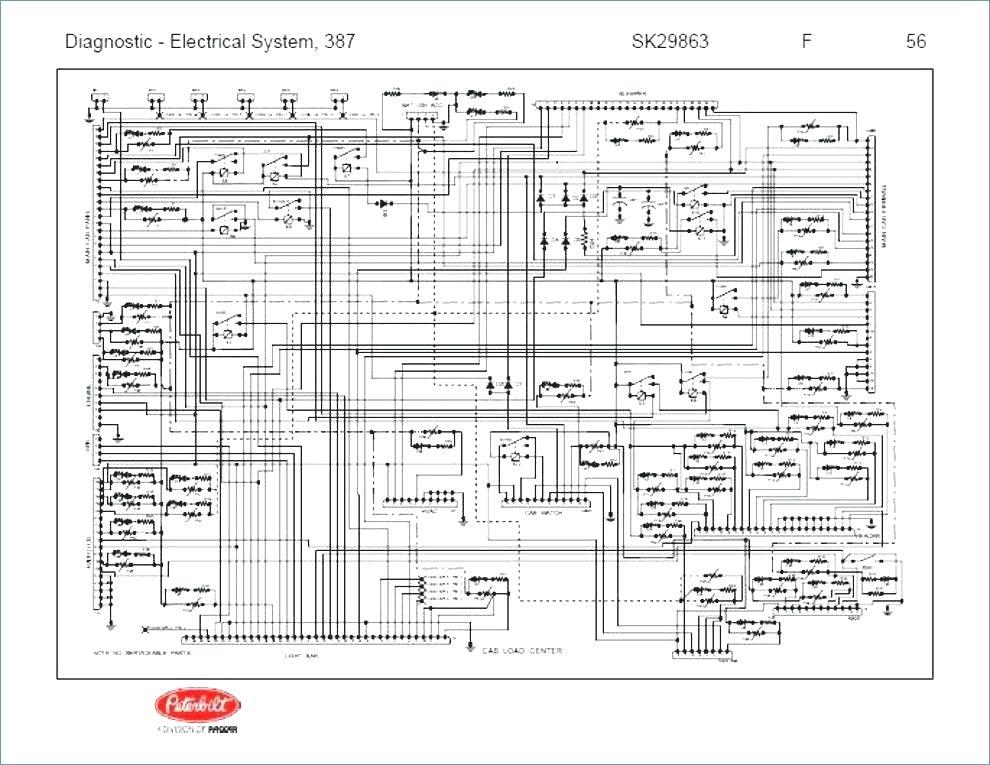 Rx 6605  Peterbilt 389 Wiring Diagram On Peterbilt 357