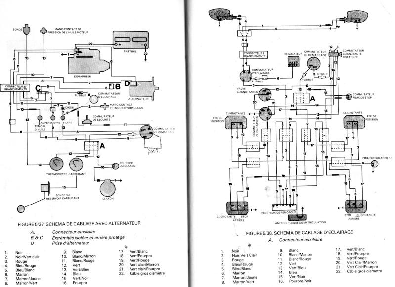 David Brown 990 Implematic Wiring Diagram