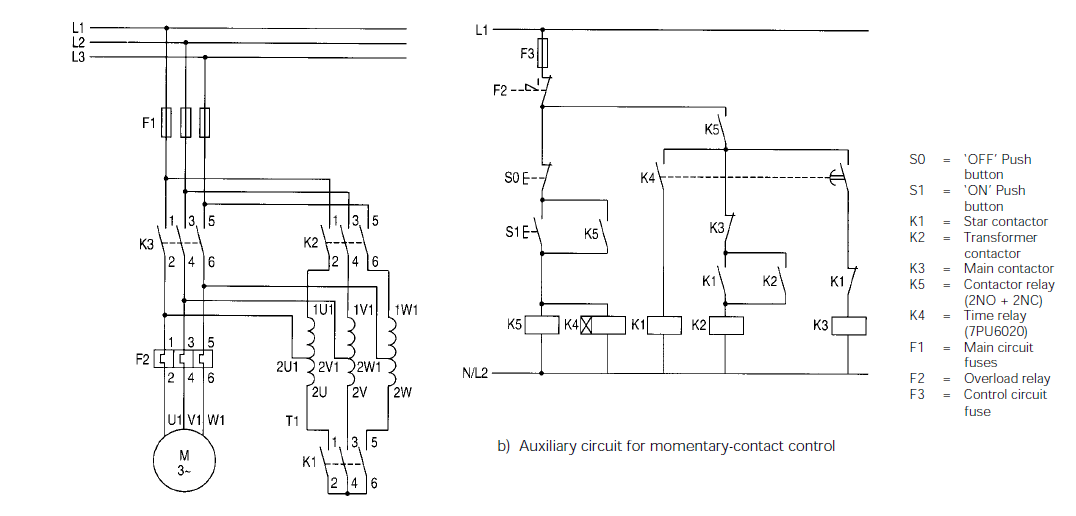 Pleasing Wiring Diagram For Auto Transformer Starter Wiring Diagram G11 Wiring Cloud Gufailluminateatxorg